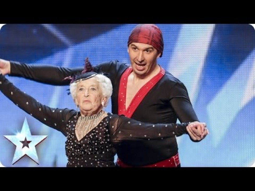 Never Too Old – Spectacular Salsa