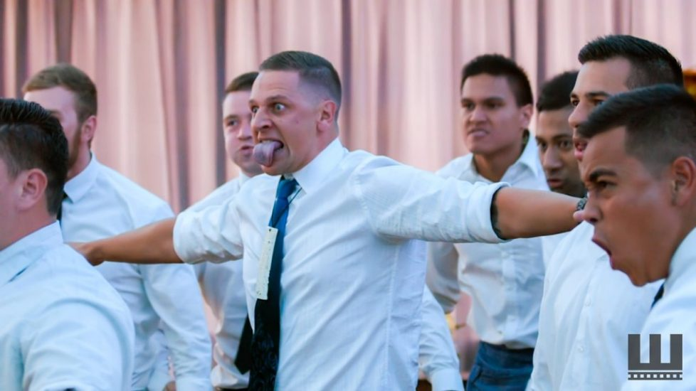 Surprise Haka at a Wedding – Very Emotional!