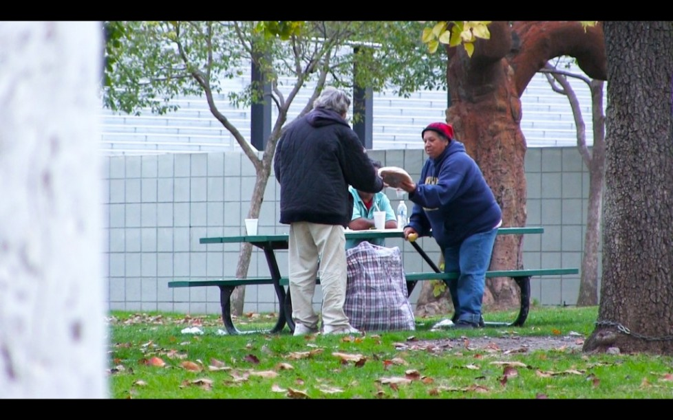 Watch What A Homeless Man Do After You Give Him $100