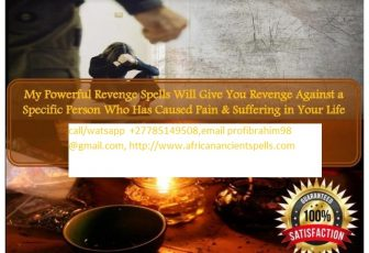 +27785149508Karma Revenge Spells | Voodoo Revenge Spells to Punish Someone Who Hurt You – Death Spells
