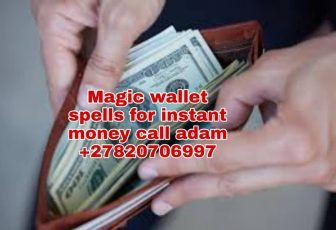 MONEY MAGIC WALLET FOR INSTANT MONEY +27820706997